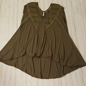 EUC. Free People Top